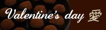 Valentine's day 愛
